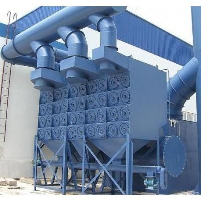 滤筒除尘器,旋风除尘器,催化燃烧设备,输送设备,卸料设备