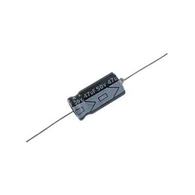 DIP 鋁質電解電容-SA 標準品臥式105°C