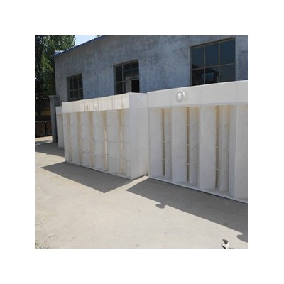 塑料pp三相分离器 河南PVC或PP材质 废水处理