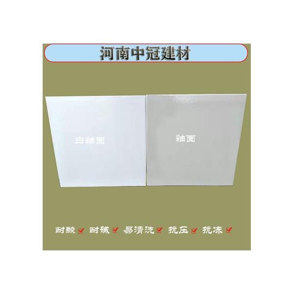 市场耐酸砖种类 四川素面釉面耐酸砖为主6