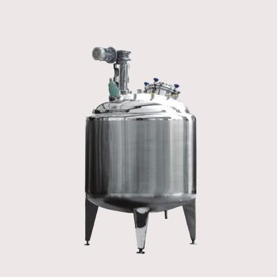 偏关县鸿谦乳化配料罐 不锈钢搅拌罐支持定制量多从优