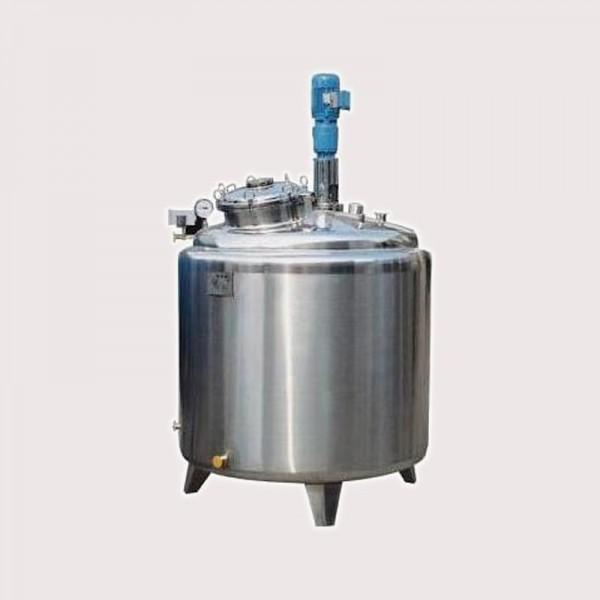 中阳县鸿谦乳化配料罐 不锈钢搅拌罐厂家直供支持定制
