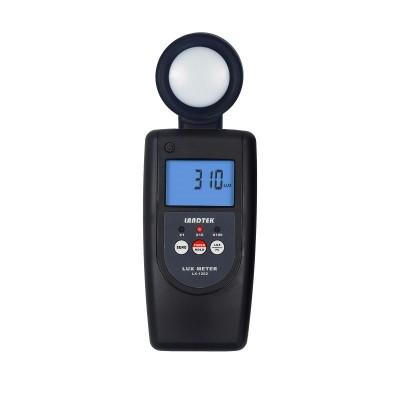 LX-1262便携式一体型照度计 多功能工业光亮度测量仪