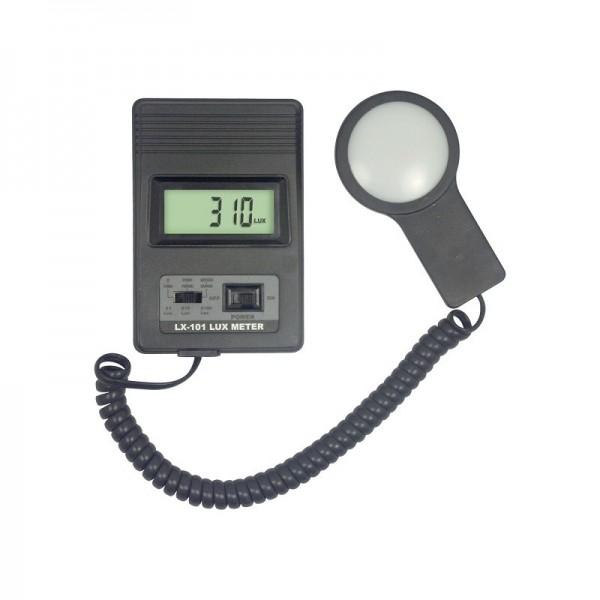 青岛便携式照度计LX-101多功能工业照度表