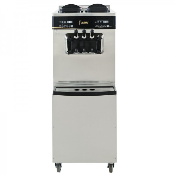压缩机关系到冰淇淋机的好坏