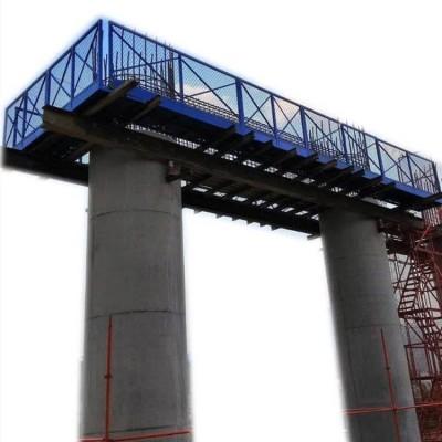 墩柱施工平台 八角形平台 环形施工平台