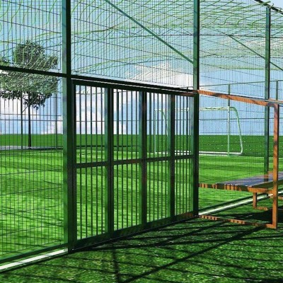 渭南市网球场防护网工艺优