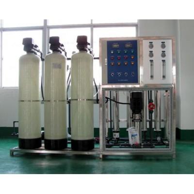 反渗透RO纯水设备玻璃钢罐体去离子水处理设备工业净水机过滤器