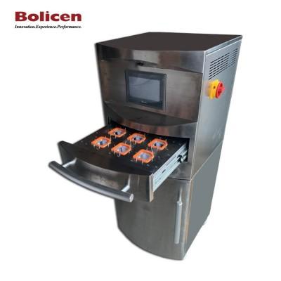 苏州保莱成吸塑盒和特卫强/铝箔热封用封口机透析纸热合机