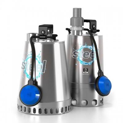 意大利泽尼特不锈钢潜污泵雨水泵进口品牌DRSTEEL-25