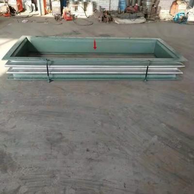 不锈钢矩形波纹补偿器 耐酸碱耐腐蚀金属补偿器 减震管道膨胀节