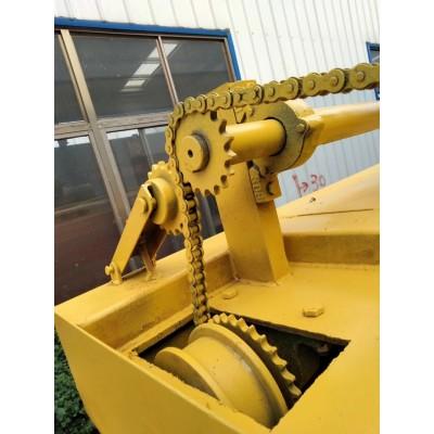 槽式翻抛机  有机肥发酵床翻耙机  自制发酵床翻耙机