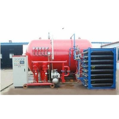 罐式气体顶压供水系统